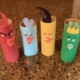 angry birds toys made from toilet paper rolls