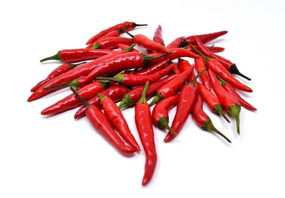 chile pepers