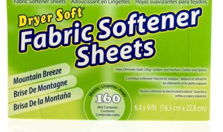 fabric sheets
