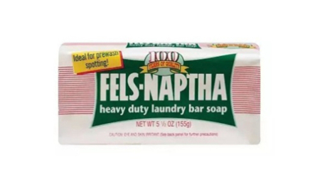 bar of fels naptha laundry soap