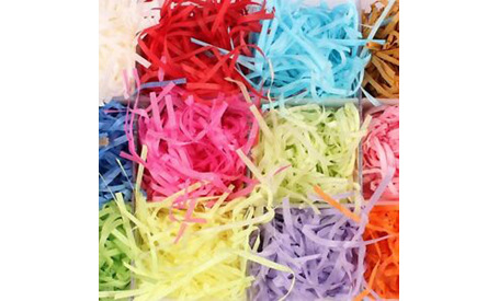 shredded tissue paper for gift bags