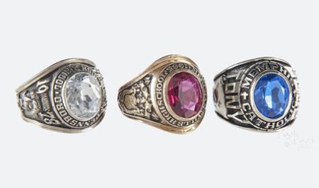 new School rings bargain priced